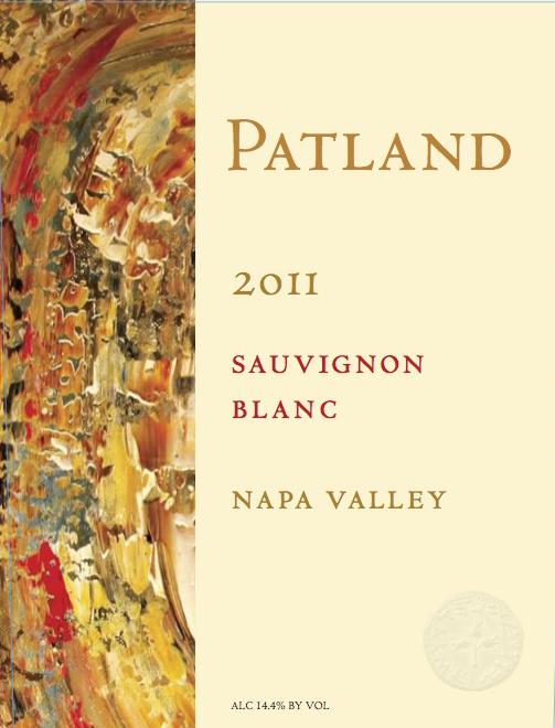 2011 Patland Sauv Blanc